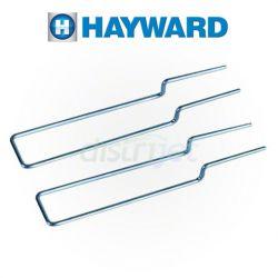Clip de couvercle Aquavac x2