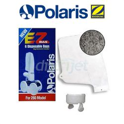 Sacs jetables EZ bag Polaris 280 (par 6)