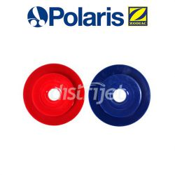 Disque réduc. débit Rouge - bleu Polaris tt modèle