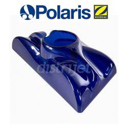 Capot supérieur bleu Polaris 180