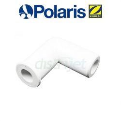 Coude à 90° couvercle turbine Polaris 180
