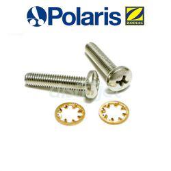Vis inox 10-32 x 7 - 8'' Polaris 480