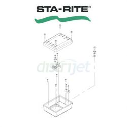 Boîte à bornes complète Boost Rite 100M - 150M