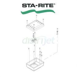 Boîte à bornes complète Boost Rite 100TRI - 150TRI