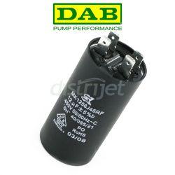 Condensateur 12MF P/Cor. DAB