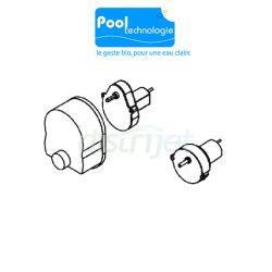 ACCE005046 Pompe péristaltique 4 L/H 1bar MP4 24VD