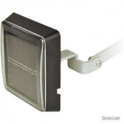 Kit panneau solaire pour prog. à pile