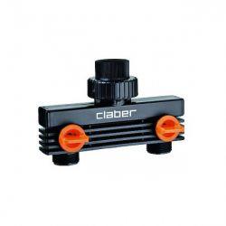 Robinet 2 voies CLABER 8590