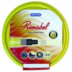 Tuyau TRICOFLEX D15 , 25 ml,  jaune