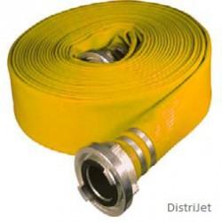 Tuyau Elasto-Tec jaune, Ø 40   mm
