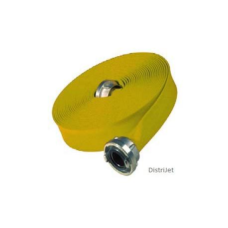 Tuyau Hercule jaune, Ø 75  mm