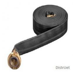Tuyau lutte antihydrocarbures Öl Garant noir, Ø 42