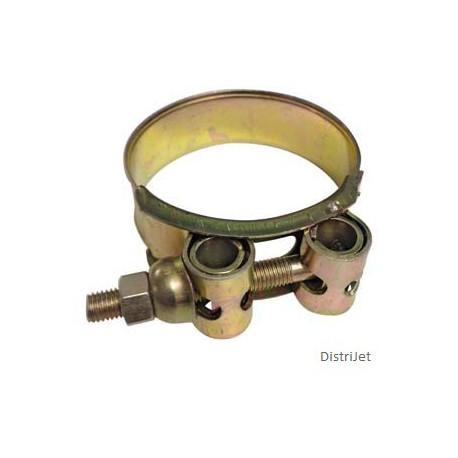 Collier de serrage Super-Klem, Ø 122 - 130  mm