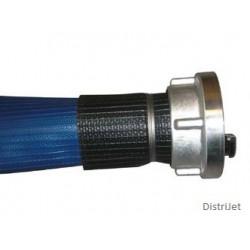 Elasto-tec noir, Ø 25 - 55   mm