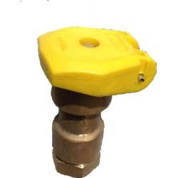 Vanne souterraine RB bronze ø 1'' F. clé