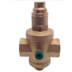 """Réducteur de pression 1"""" laiton FF PN 25"""