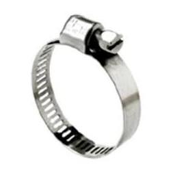 Collier inox de serrage 9 mm 12-22 mm