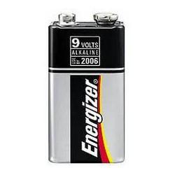 Energizer Industrial  pile 9V  12 pièces minimum