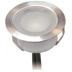 Spot balisage RGB télécommandable inox 316 Ø39,5m