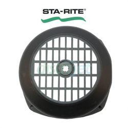 Cache ventilateur Leroy Somer 1.1 - 2.2 KW