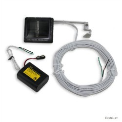 Panneau solaire pour XC-hybrid.