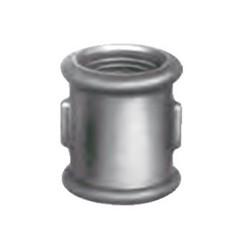 Manchon F galva Ø 8mm G 1/4