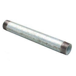 Allonge M-M galva Ø 200mm G 3/4