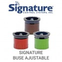 SIGNATURE BUSE AJUSTABLE