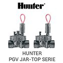 HUNTER PGV JAR-TOP SERIE