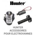 HUNTER ACCESSOIRES POUR ELECTROVANNES
